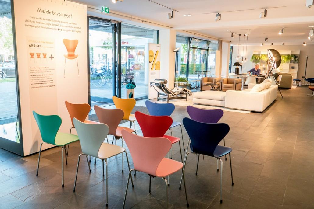 Fritz hansen 3107 designfunktion klassiker for Designfunktion berlin