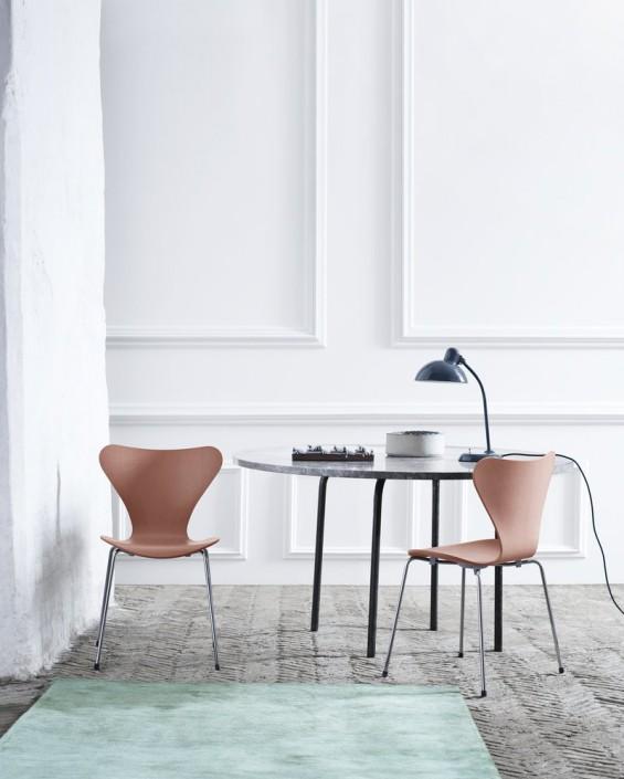 Fritz Hansen 3107 Designfunktion Klassiker